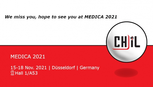 We miss you, hope to See you at MEDICA 2021